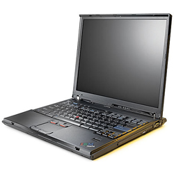 IBM thinkpad t60 laptop hire